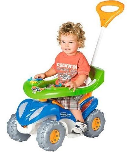 Carrinho Passeio Infantil Calesita Super Comfort Menino 942