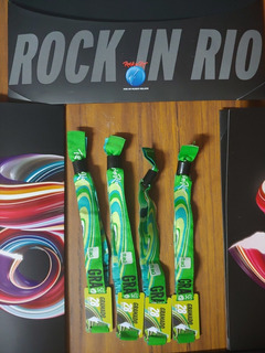 Ingresso Inteira Rock In Rio 2019 Dia 28 Por 470 Reais