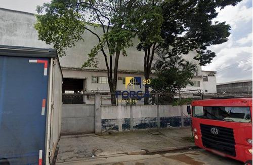 Galpão Para Alugar, 1500 M² - Cumbica - Guarulhos/sp - Ga0900