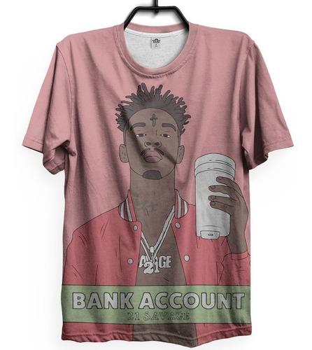 21 savage rap trap camiseta roupa purple lean bank account mercado livre 21 savage rap trap camiseta roupa purple lean bank account r 95 90