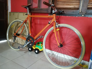 Fixie Bike Con Cambios Impecable