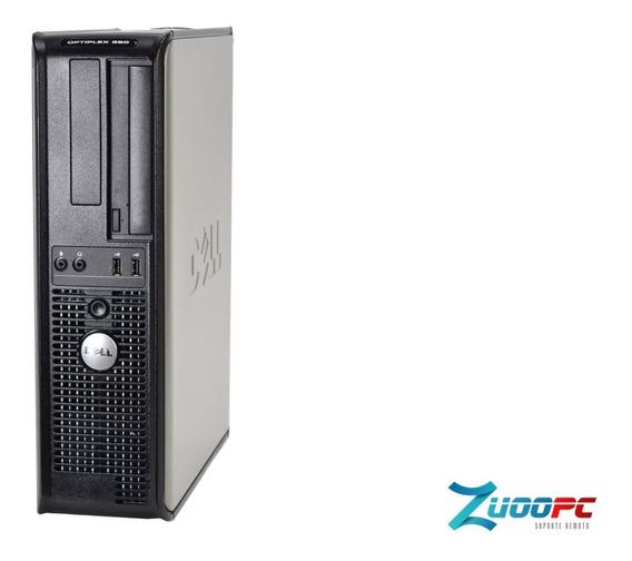 Cpu Dell Optiplex 380 Core 2 Duo 4gb Hd 500gb