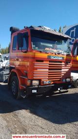 Camion Scania 112 1985 Listo Para Transferir Cerrocamiones