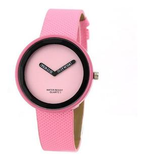 Reloj De Pulsera Hombre Mujer Unisex Varios Colores