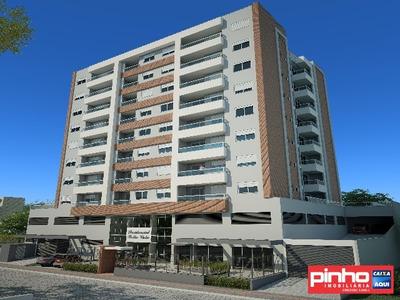 Apartamento De 02 Dormitórios, Residencial Bella Vista, Santo Amaro Da Imperatriz - Ap00434