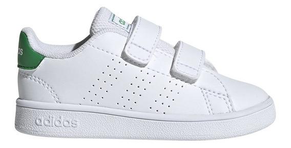 Zapatillas adidas Moda Advantage I Bebe Bl/vd