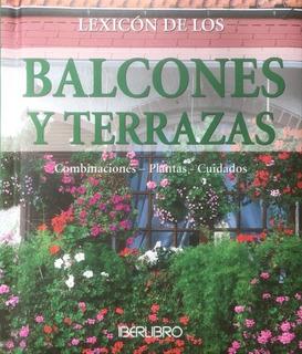 Lexicón De Los Balcones Y Terrazas