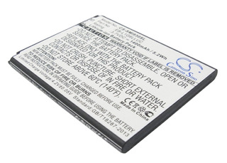 Bateria Premium Cameron Sino Eb-454357-vu Samsung Pocket