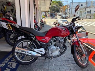 Suzuki 125 Yes Se 2011 Baixa Km