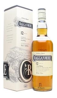 Whisky Cragganmore 12 Años Single Malt Importado Urquiza