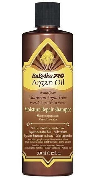 Babyliss Shampoo Reparador Con Aceite De Argán