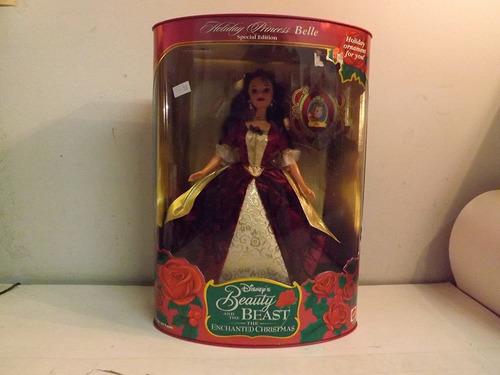 Holiday Princess Belle - Edicion Especial