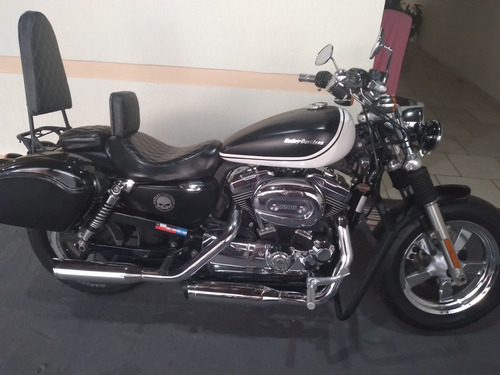 Imagem 1 de 7 de Harley Daivison Sposrtster
