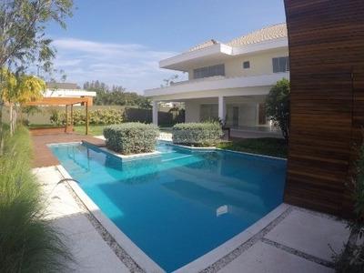 Barra Da Tijuca, Magnica Casa, Condominio Del Lago - Ca00447