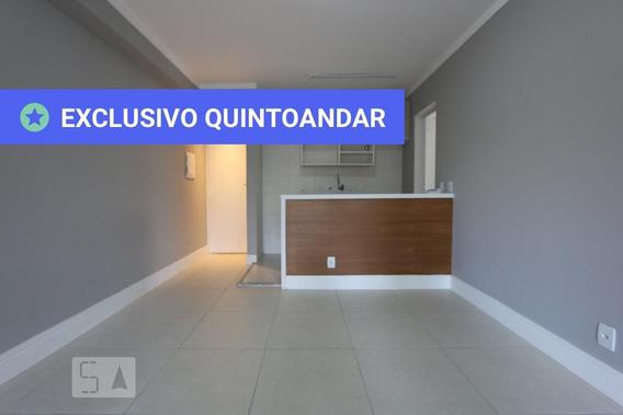 Apartamento No 6º Andar Com 2 Dormitórios E 2 Garagens - Id: 892962270 - 262270