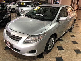 Toyota Corolla 1.8 Xli 16v Flex 4p Manual 2009 2010