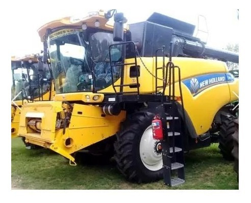 Cosechadora New Holland Cr 6.80 300hp