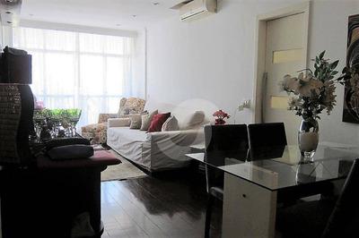 Apartamento Residencial À Venda, Icaraí, Niterói. - Ap6380