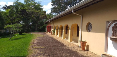 Casa Á Venda E Para Aluguel Em Condomínio Chácara Gramado - Ca006868