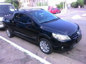 Volkswagen Saveiro 1.6 Cab. Estendida Total Flex Preto 2010
