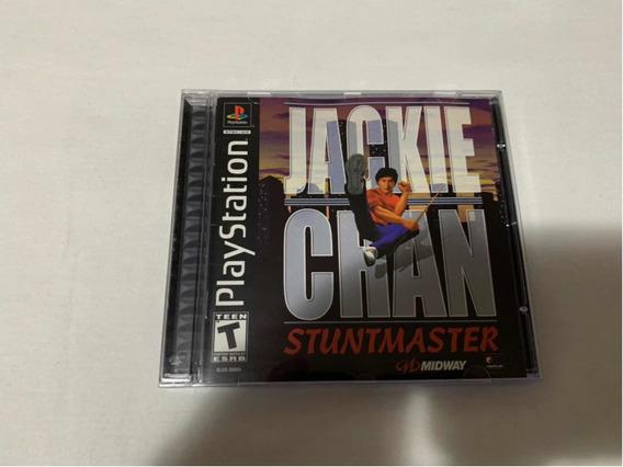 Jackie Chan Stuntmaster Ps1 Original Americano