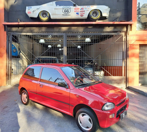 Subaru Vivio Gli
