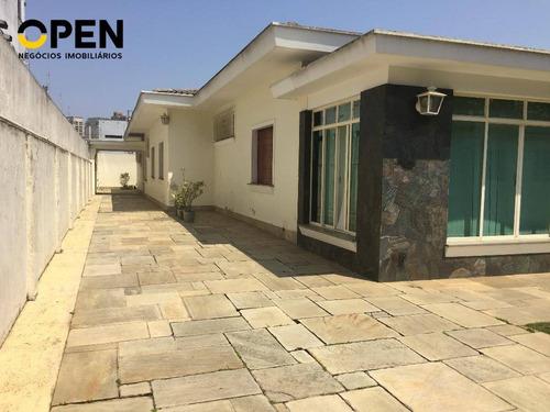 Imagem 1 de 10 de Casa Para Alugar, 505 M² Por R$ 24.000,00/mês - Jardim - Santo André/sp - Ca0011