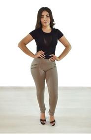 Leggings Pantalones Colombianos Dama Mallas Lycra Unitalla