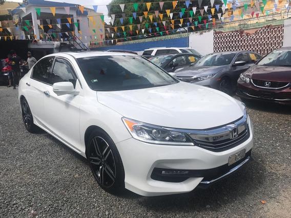 Honda Accord V6 2017