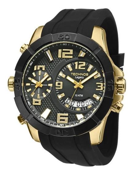 Relógio Technos Masculino Classic Legacy T205fj/8p
