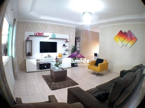 Casa Com 4 Dormitórios À Venda, 115 M² Por R$ 380.000,00 - Golfinho - Caraguatatuba/sp - Ca4907