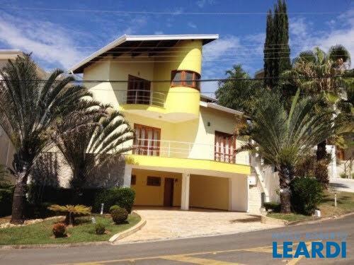 Casa Em Condomínio - Condomínio Residencial Millenium - Sp - 637529