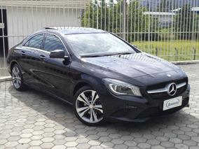 Mercedes-benz Cla 200 1.6 Vision 16v Gasolina 4p Automático