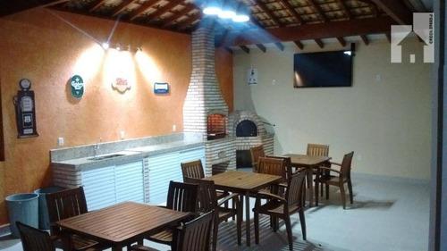 Vende Ou Permuta Casa Em Condominio Com 3 Dormitórios, 120 M² - Jardim Colônia - Jundiaí/sp - Ca0872