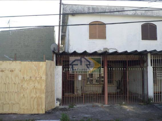 Sobrado Para Alugar, 120 M² Por R$ 1.500/mês - Jardim Santa Helena - Suzano/sp - So0105