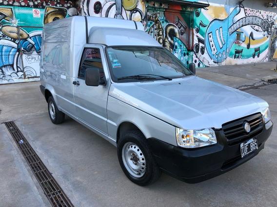 Fiat Fiorino Furgon Con Aire Financiada $40.000 Y Cuotas