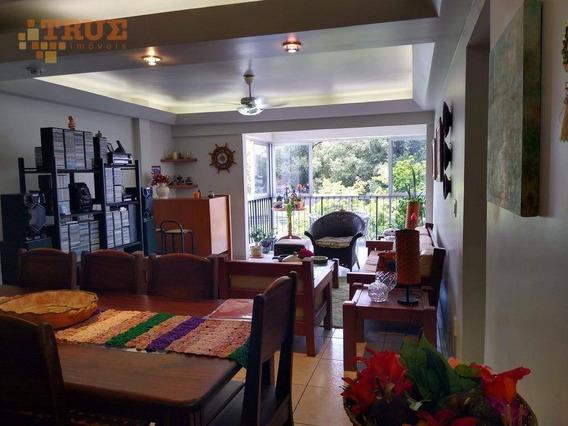 Apartamento Com 3 Dormitórios À Venda, 150 M² Por R$ 500.000 - Madalena - Recife/pe - Ap3615