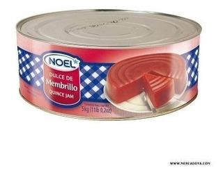 Dulce Membrillo Noel Lata 5 Kilos