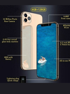 Celular iPhone 11 Pro