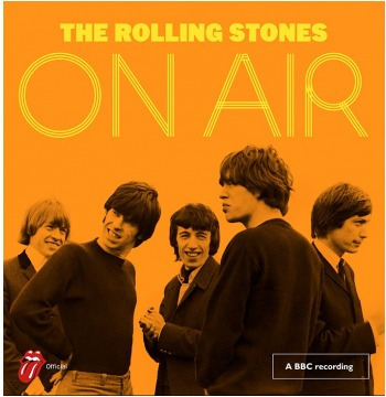 Cd The Rolling Stones On Air