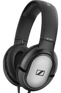 Audifonos Dj Sennheiser Hd 206 Over Ear Confirma Existencia)