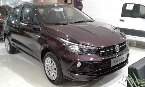 Fiat Cronos Gnc Full 0km Retira $26.200 Cuotas Dsd $8.800 X-