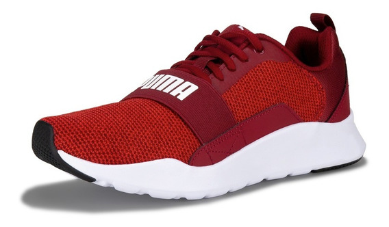 Tenis Puma Wired Knit Joven