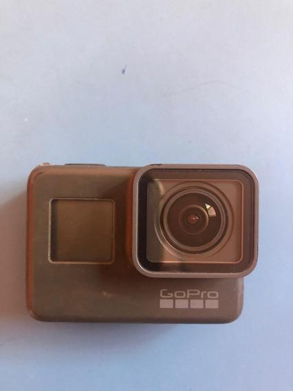 Câmera Gopro Hero 5 Black Com Uma Bateria,plate E Cabo