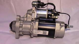 Marcha Delco Remy 39mt 12v 3°g Campana Rotable Motor Cummins