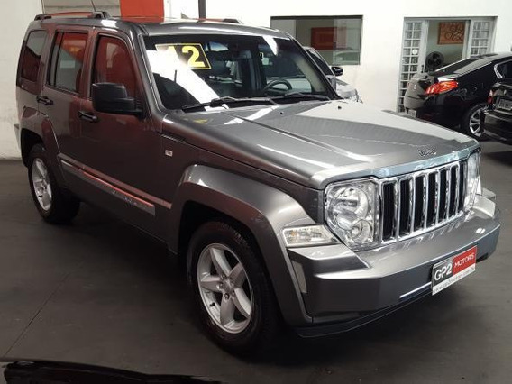 Jeep Cherokee 3.7 Limited Aut. 5p (( Blindado )) 2012