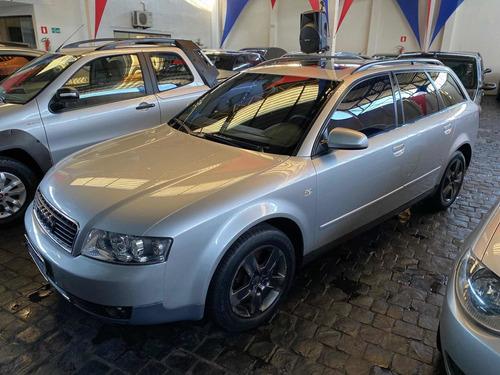 Imagem 1 de 14 de Audi A4 Avant 2003 2.4 Multitronic 5p