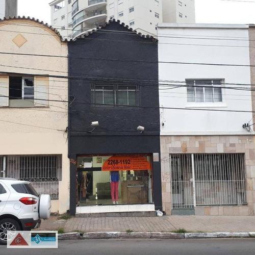 Sala Para Alugar, 65 M² Por R$ 1.200/mês - Vila Gomes Cardim - São Paulo/sp - Sa0524