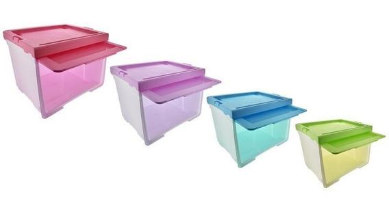 Caja Apilable Organizador 22603 - El Clon