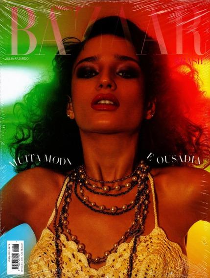 Harpers Bazaar Brasil Nº 082 - Julia Fajardo